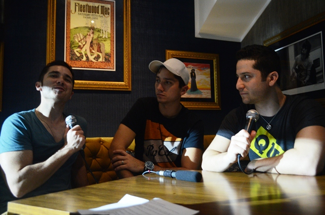 hrfm interview boyce avenue