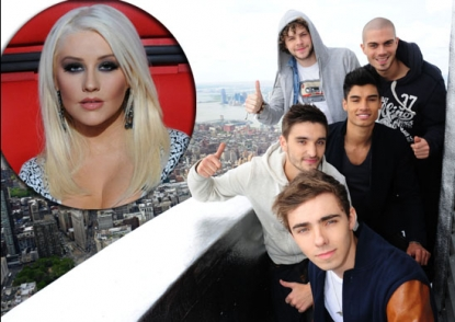 the-wanted-inset-christina-aguilera