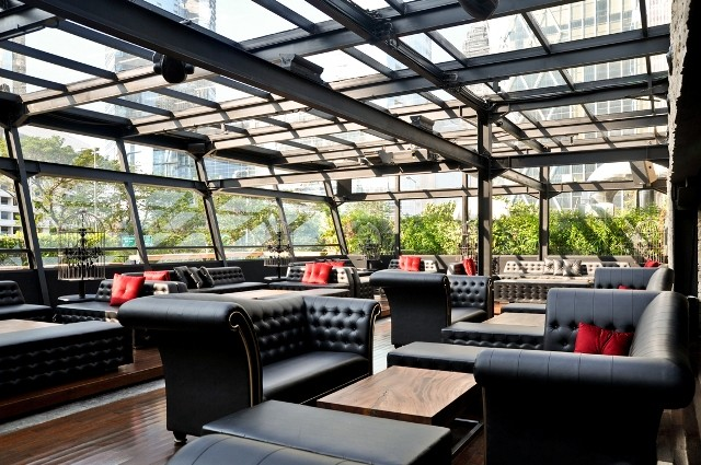 Fable Lounge Dining