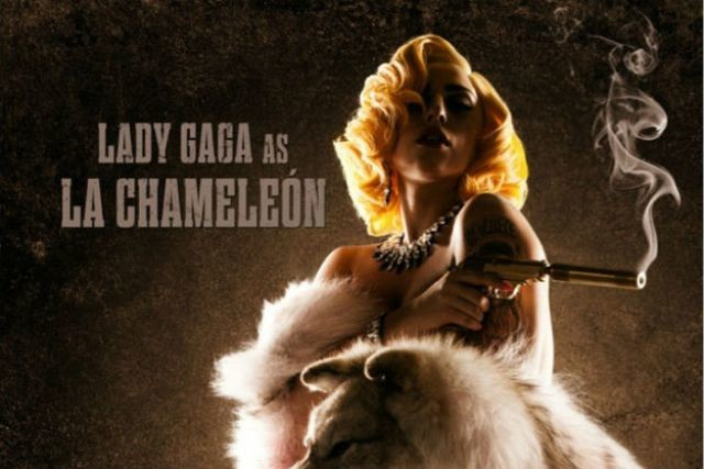 Lady Gaga main film
