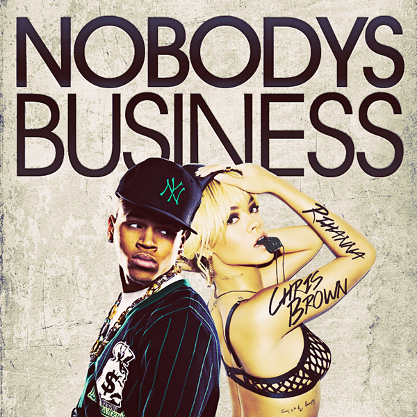 rihanna feat chris brown nobodys business