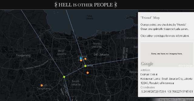 hrfm Hell is Other People