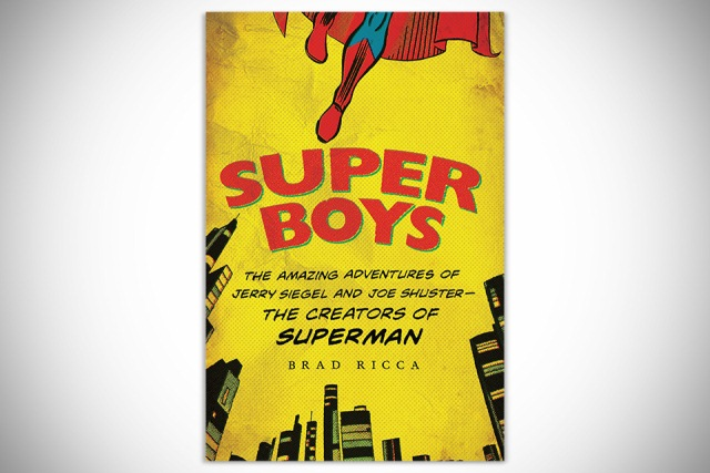 HRFM Super-Boys-The-Amazing-Adventures-of-Jerry-Siegel-and-Joe-Shuster-the-Creators-of-Superman