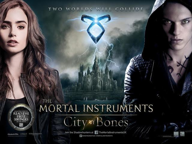 hrfm The Mortal Instruments City of Bones Official Trailer 2013