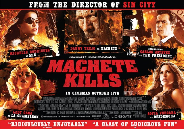 hrfm machete kills