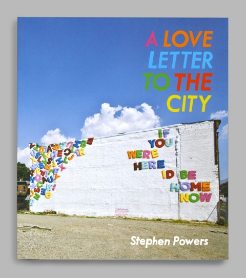 StephenPowers LoveLetterBook 01