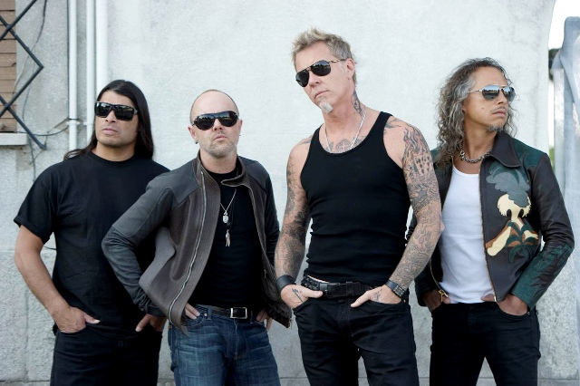 HRFM Latestnews metallica