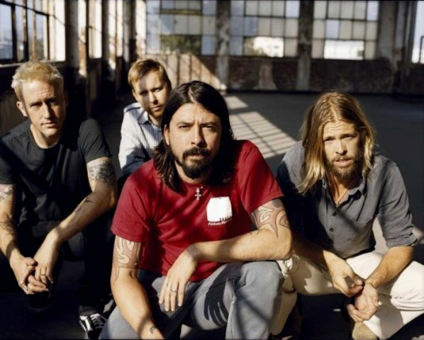 foo fighters vs pink floyd