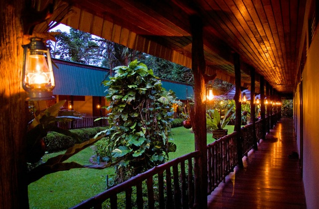 Sakau Rainforest Lodge Borneo