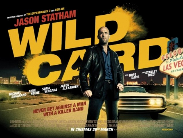 jason statham wild card