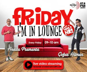 Friday I'm in Lounge
