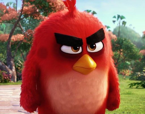 Film Angry Birds