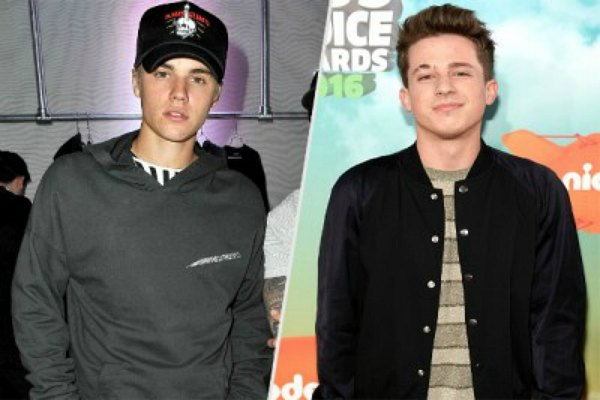 Charlie Puth and Justin Bieber