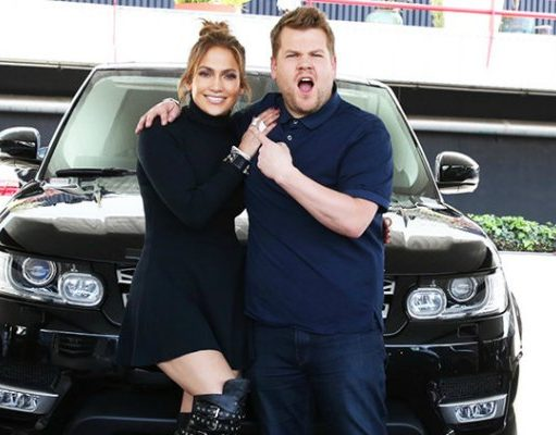 Jennifer Lopez on Carpool Karaoke
