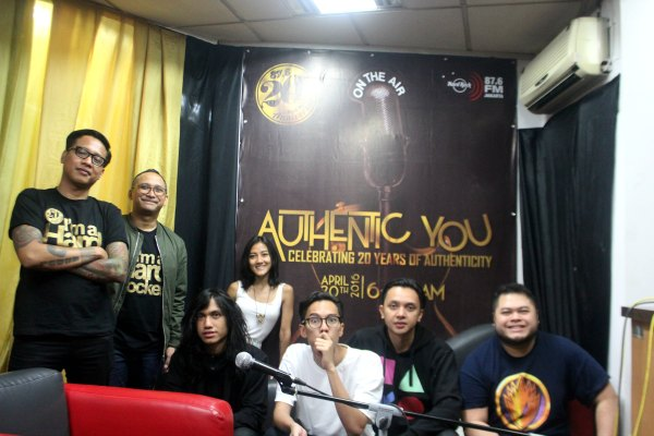 Andira dan Gofar kedatangan tamu spesial, Barasuara di Good Morning Hard Rockers | Dyas & Angel