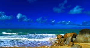 Pantai Jati, Bangka Belitung | Foto Setiadi Darmawan - Kementerian Pariwisata