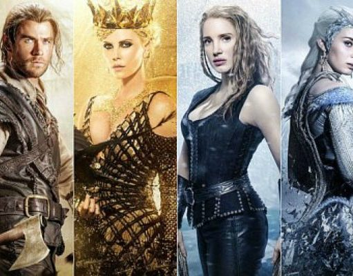 Bagaimana serunya petualangan the Huntsman? | screencrush.com