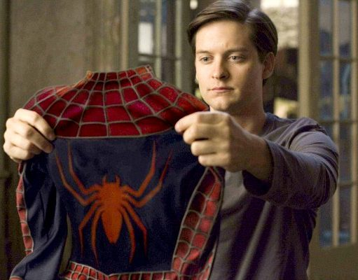 Tobey Maguire puji penampilan Tom Holland