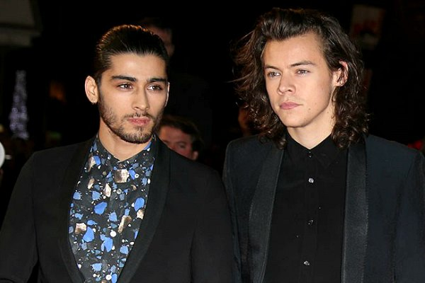 Zayn Malik & Harry Styles