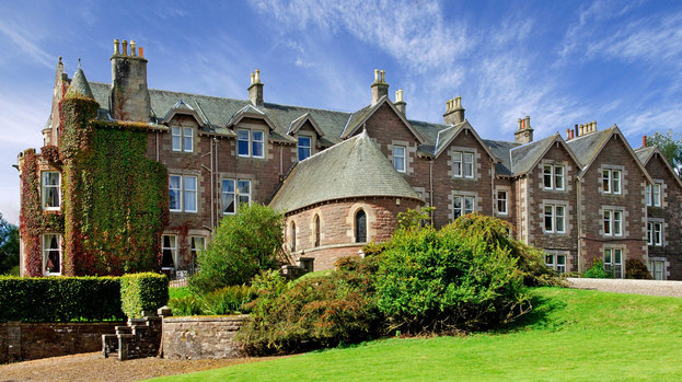 Andy Murray: The Cromlix Hotel
