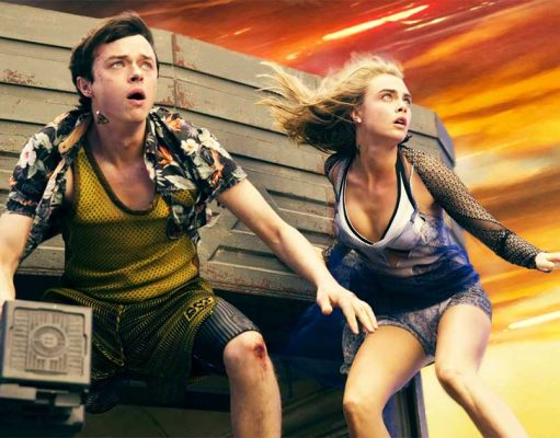 Valerian and the City of Thousand Planets