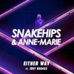 Snakehips, Anne-Marie ft. Joey Bada$$
