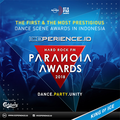 Paranoia Awards 2018_Pop Up Banner