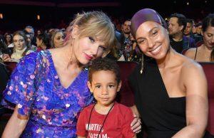 Anak Alicia Keys pengagum Taylor Swift