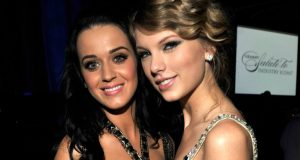 Katy Perry dan Taylor Swift
