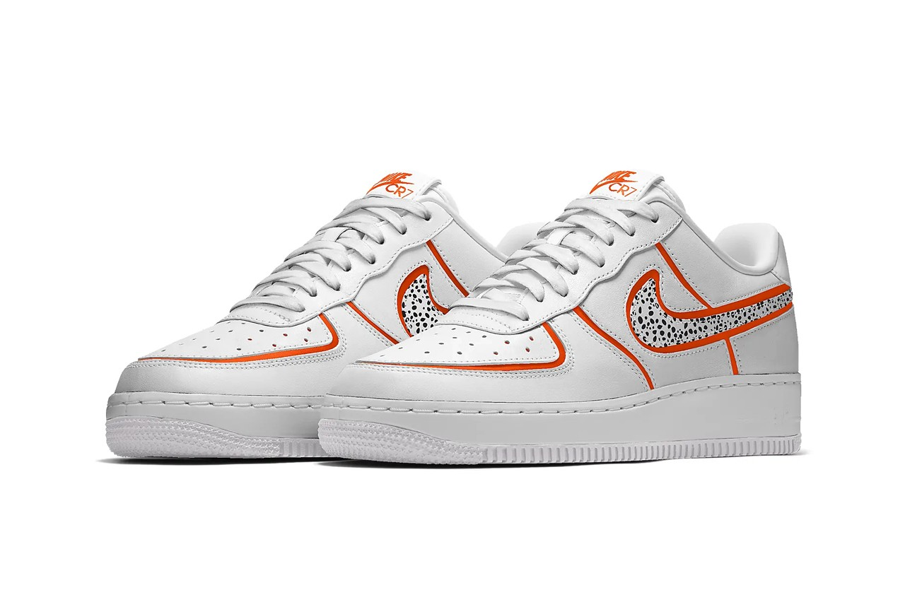Nike Air Force 1 CR7 By You