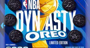 oreo kolaborasi dengan NBA