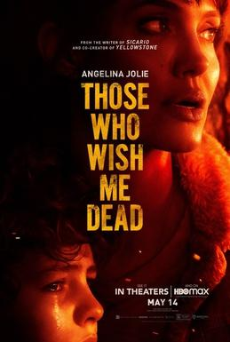 Angelina Jolie di Film Those Who Wish Me Dead