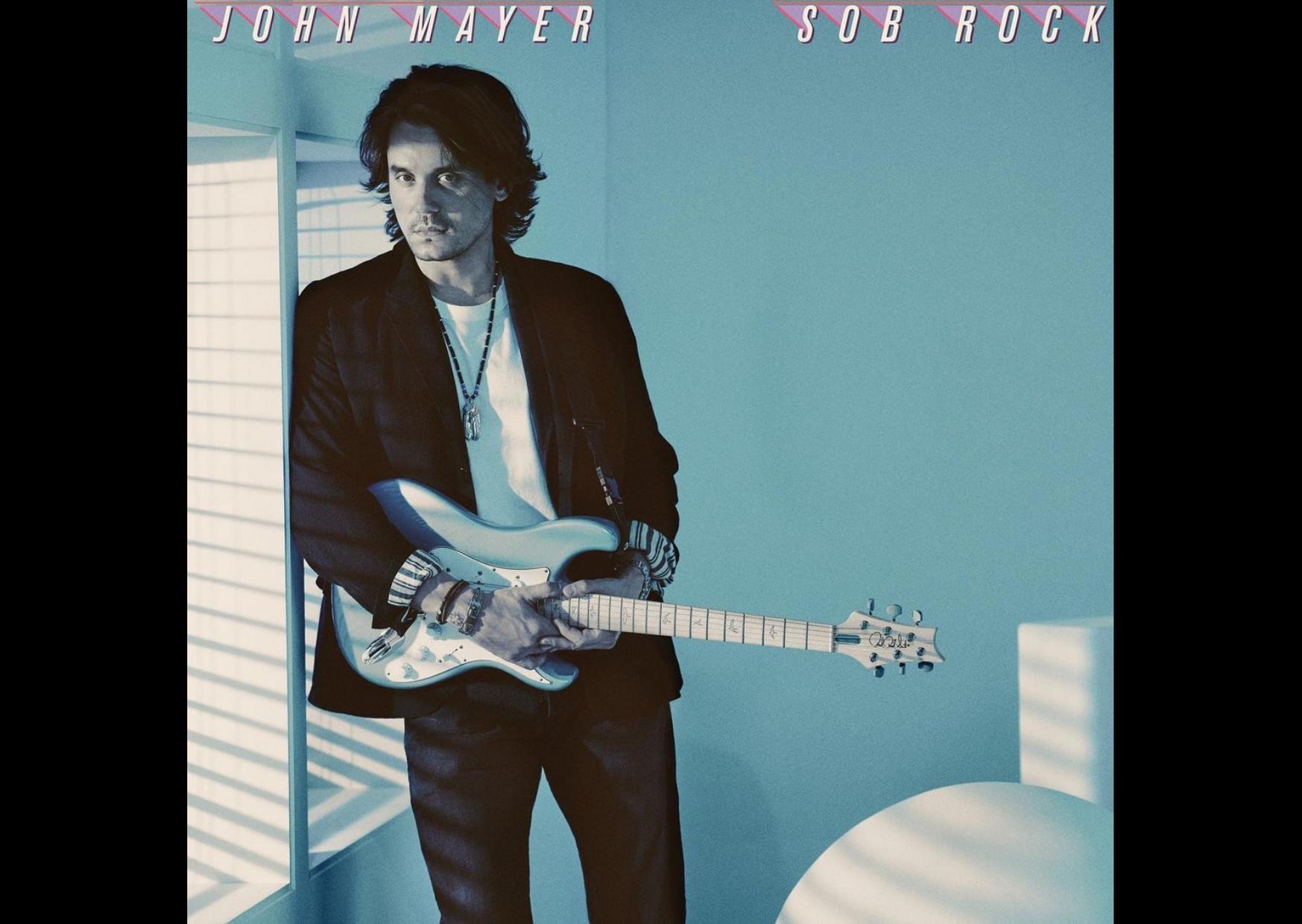 John Mayer Akan Keluarkan Album Sob Rock