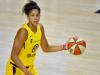 Candace Parker Jadi Wanita Pertama Di Sampul NBA 2K