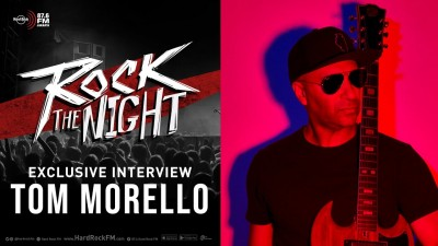 Rock In The Night: Exclusive Interview With Tom Morello