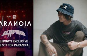 Sliipow's Exclusive DJ Set On PARANOIA