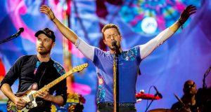 Coldplay Rilis Album Music of the Spheres