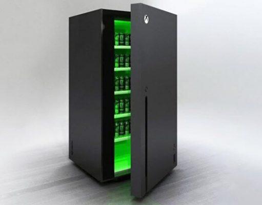 Microsoft Umumkan Perilisan Kulkas Mini Xbox Series X